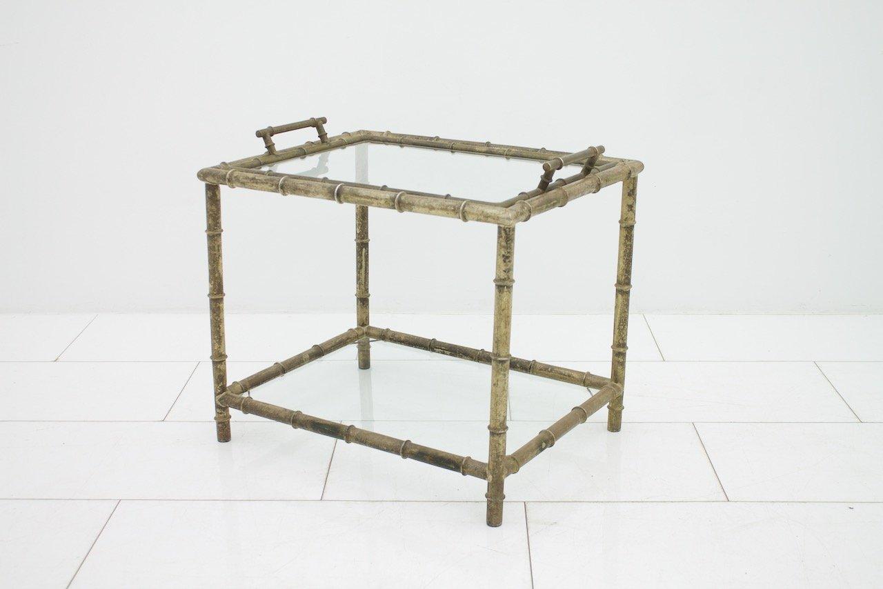 beistelltisch mit tablett 1930er bei pamono kaufen. Black Bedroom Furniture Sets. Home Design Ideas