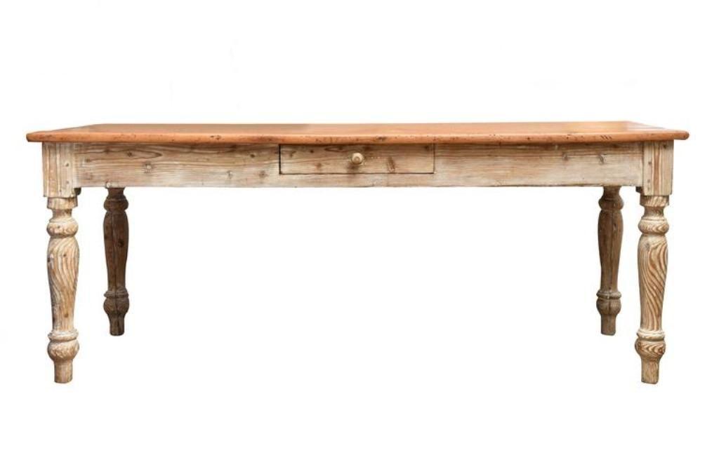 rustikaler esstisch rustikaler italienischer vintage esstisch bei pamono kaufen