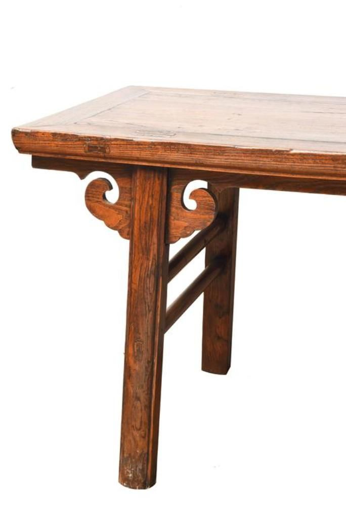 Antique chinese painting table for sale at pamono for Antique chinese tables for sale