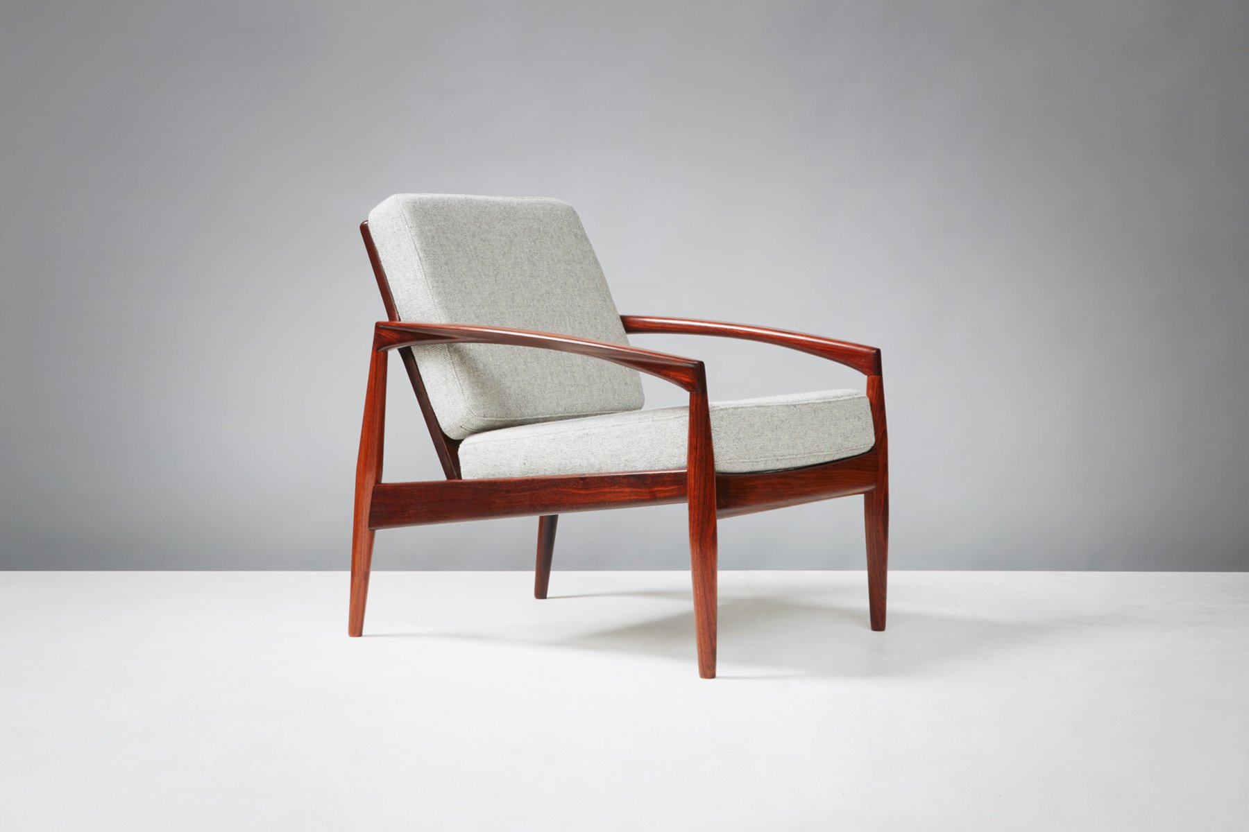 Rosewood paper knife chair by kai kristiansen for magnus oleson 1950s for sale at pamono - Kai kristiansen chair ...