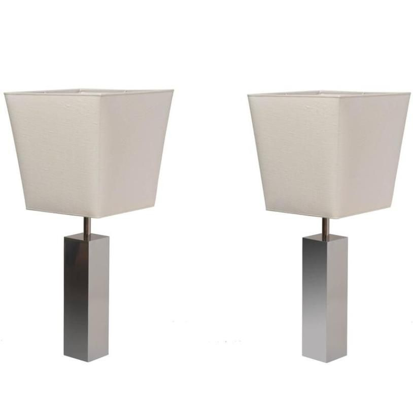 Vintage Table Lamps From Reggiani Set Of 2 For Sale At Pamono