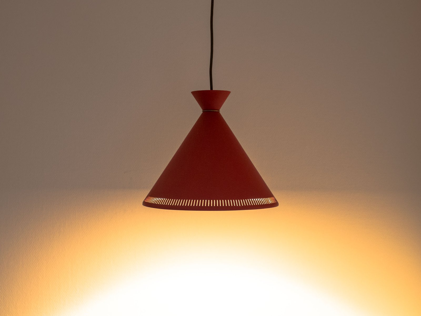 Pendant Light 1950s For Sale At Pamono