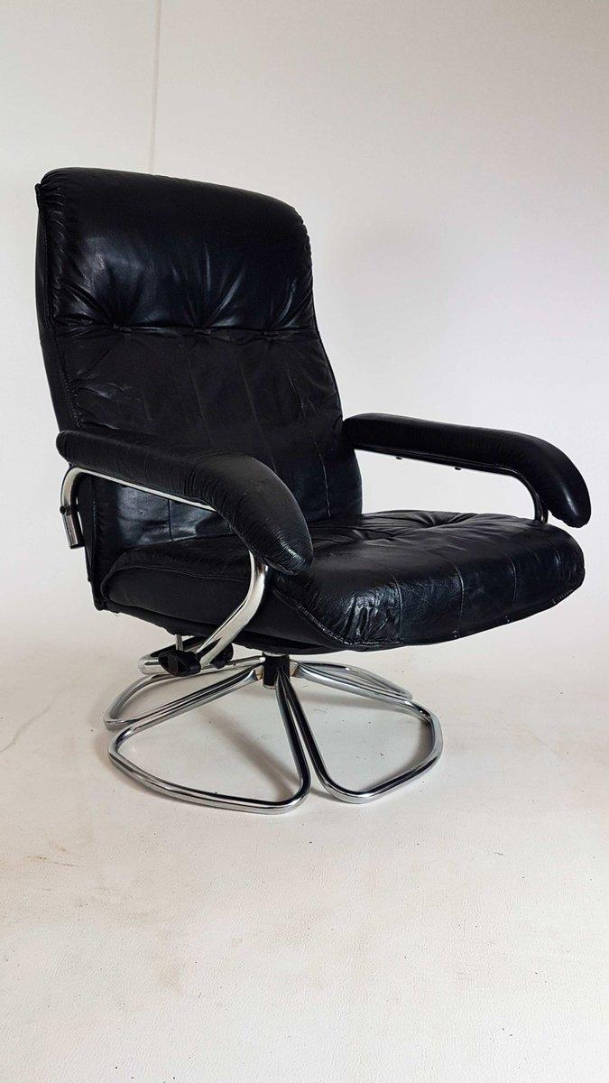 d nischer sessel und hocker von unico 1970er bei pamono kaufen. Black Bedroom Furniture Sets. Home Design Ideas