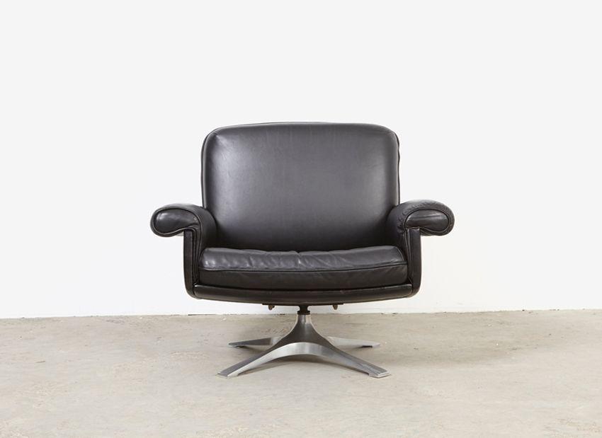 ds 31 polsterstuhl von de sede 1970er bei pamono kaufen. Black Bedroom Furniture Sets. Home Design Ideas