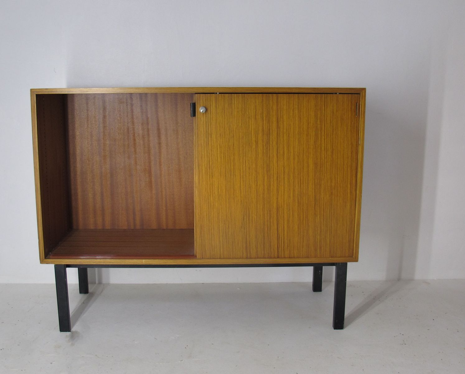 Walnut sideboard from teamwork s furniture systems 1950s for Furniture 1950