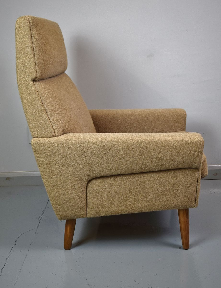 mid century sessel 1960er bei pamono kaufen. Black Bedroom Furniture Sets. Home Design Ideas