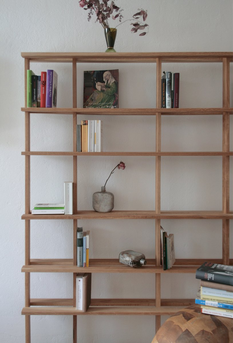 supersystem wandregal von tom k hne bei pamono kaufen. Black Bedroom Furniture Sets. Home Design Ideas