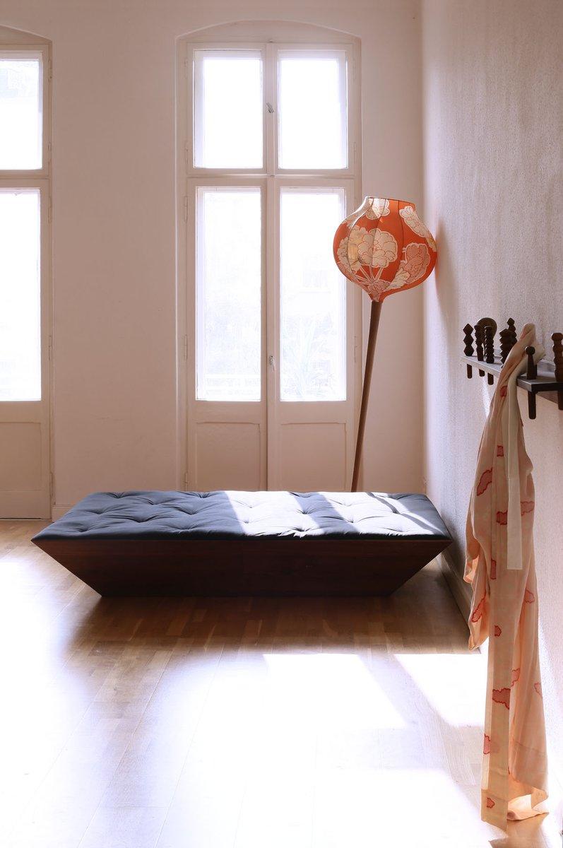 schiff tagesbett von tom k hne bei pamono kaufen. Black Bedroom Furniture Sets. Home Design Ideas