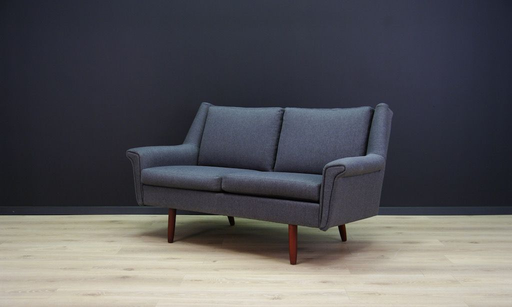 mid century sofa bei pamono kaufen. Black Bedroom Furniture Sets. Home Design Ideas
