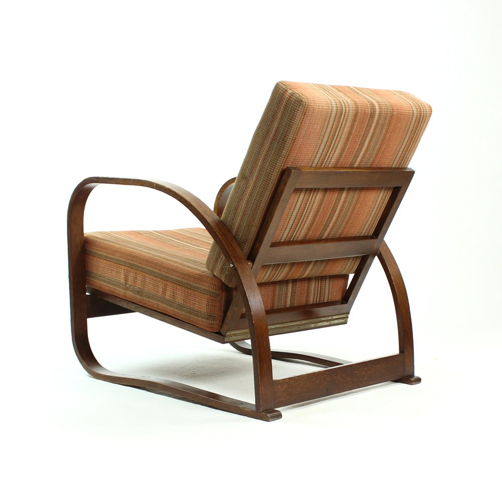 H70 Armchairs By Jindřich Halabala 1930s Set Of 2 For