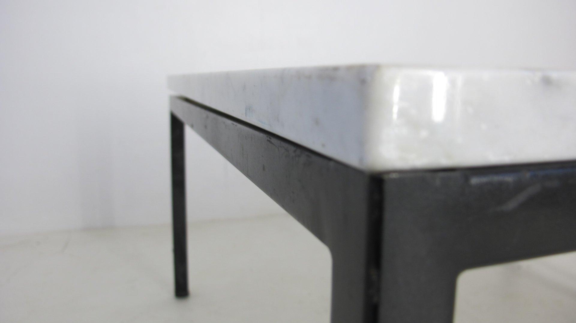 franz sischer marmor couchtisch 1950er bei pamono kaufen. Black Bedroom Furniture Sets. Home Design Ideas