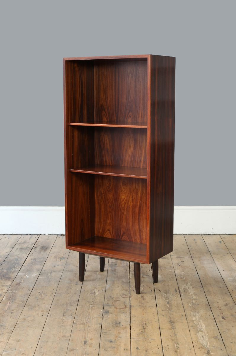 biblioth que vintage en palissandre en vente sur pamono. Black Bedroom Furniture Sets. Home Design Ideas