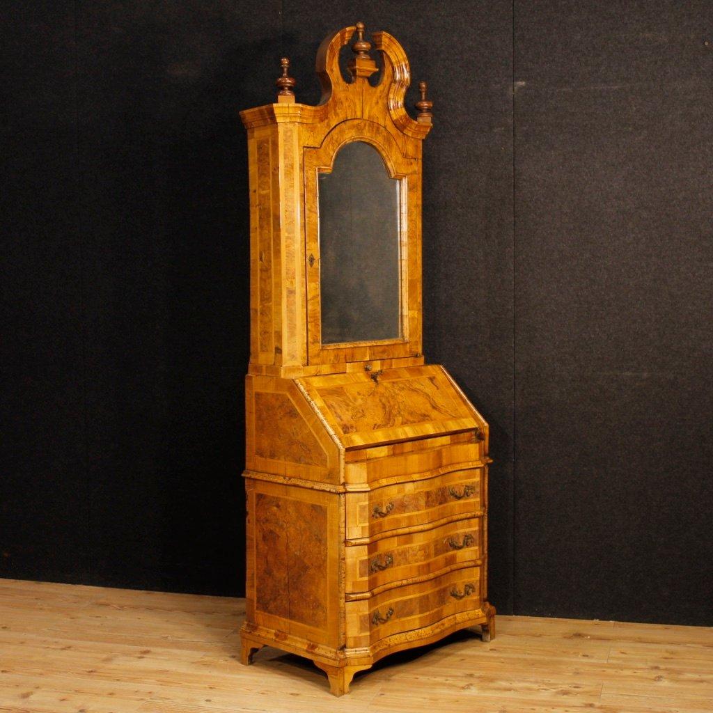 vintage secretaire for sale at pamono. Black Bedroom Furniture Sets. Home Design Ideas