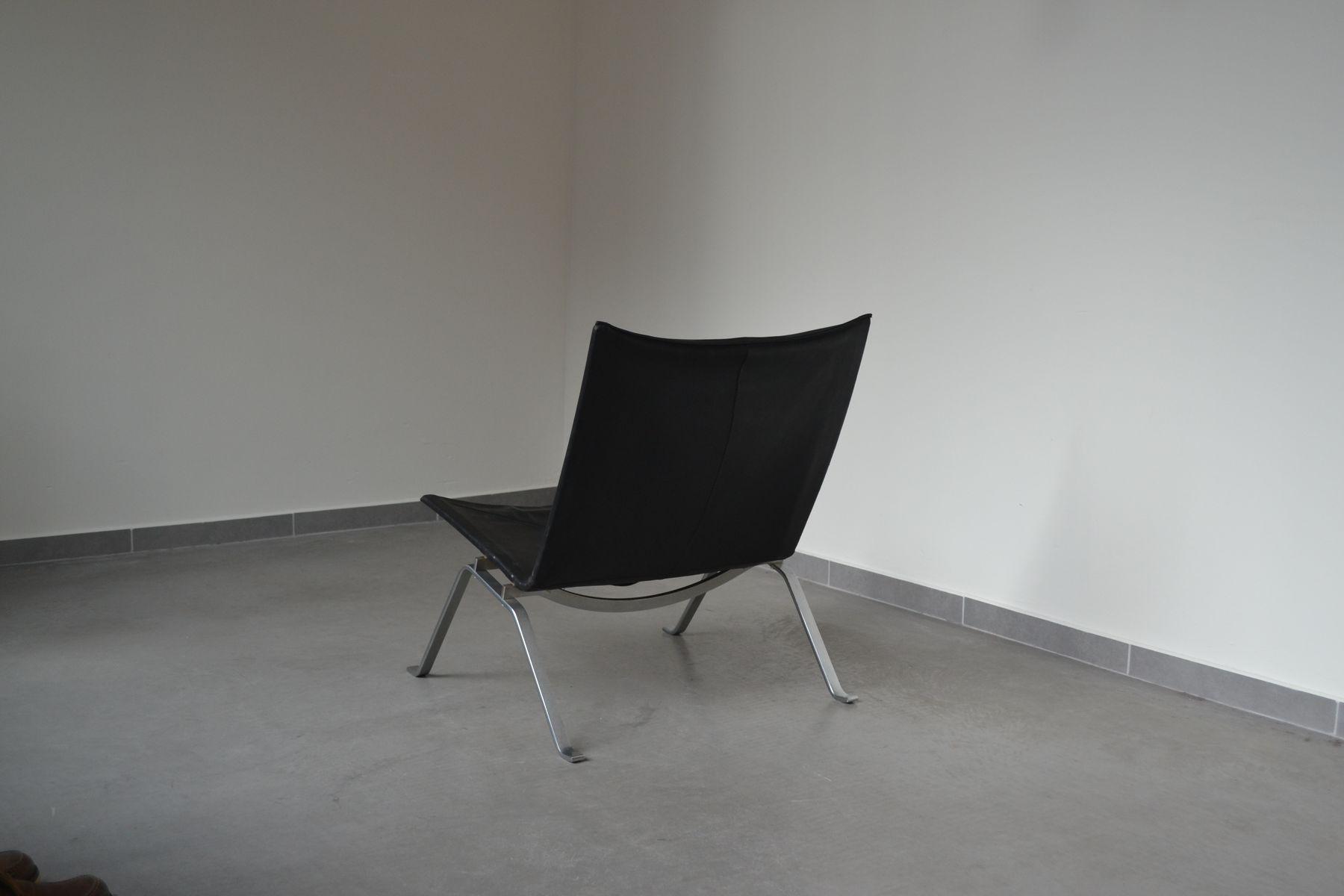 PK22 Easy Chair By Poul Kjaerholm For E. Kold Christensen, 1956