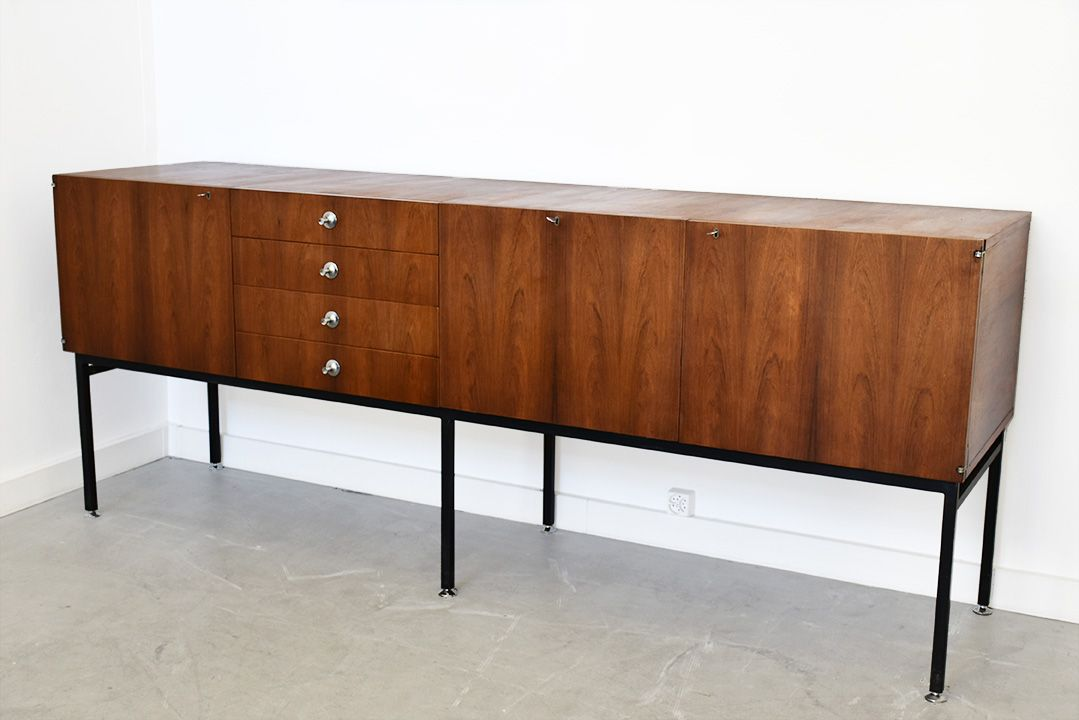 Series 800 sideboard by alain richard for meubles tv 1958 for Meubles richard