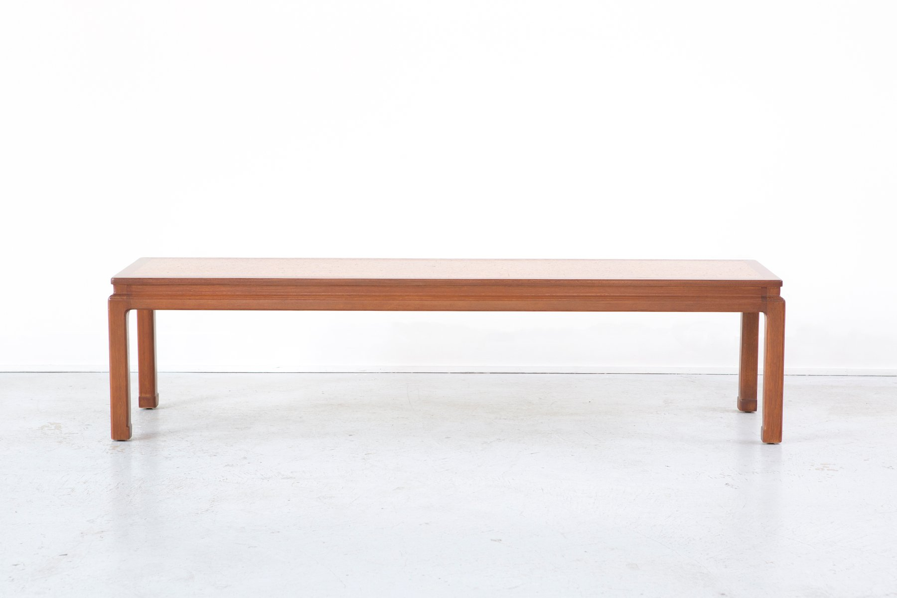Mid Century Bench By Edward Wormley For Dunbar 1960s For Sale At Pamono