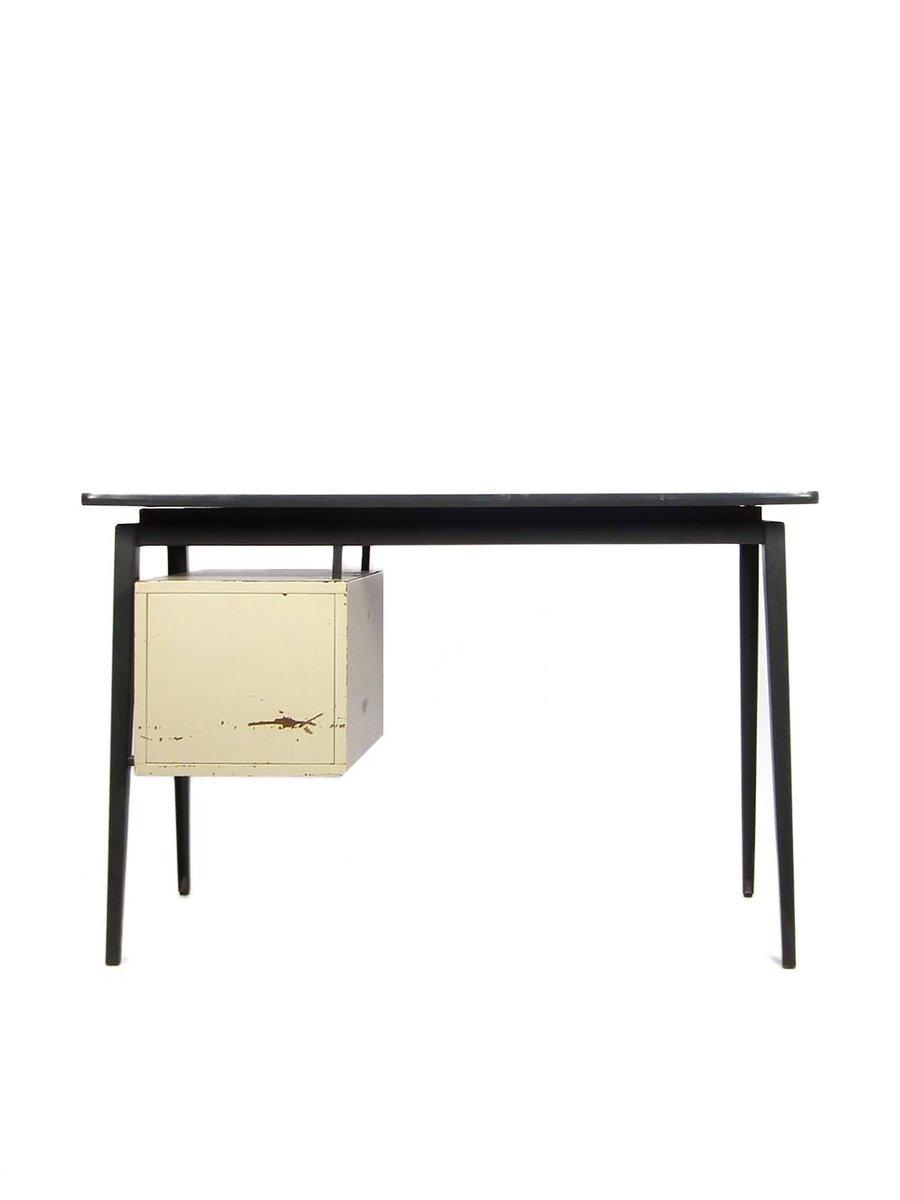niederl ndischer mid century schreibtisch von marko. Black Bedroom Furniture Sets. Home Design Ideas