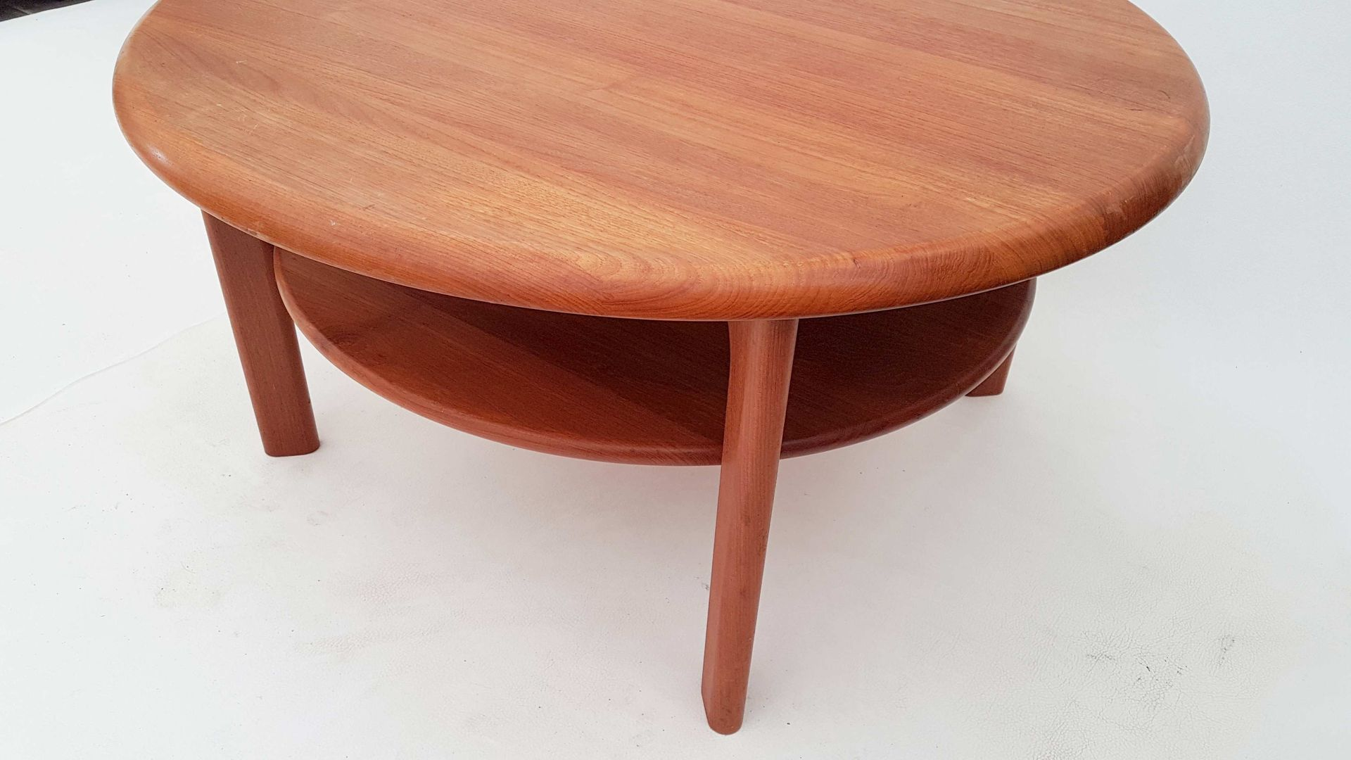 Danish Teak Coffee Table 1970s For Sale At Pamono