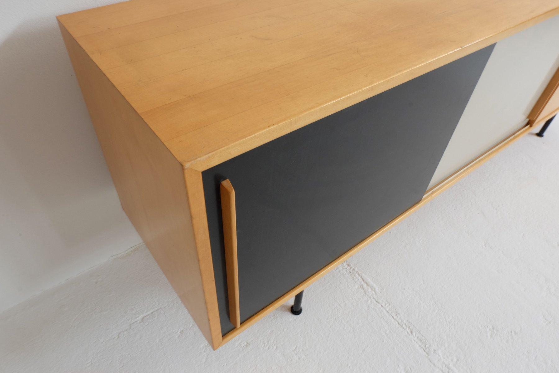 schweizer vintage swiss sideboard von kurt thut f r thut m bel bei pamono kaufen. Black Bedroom Furniture Sets. Home Design Ideas