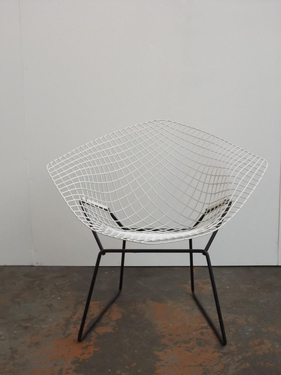 Mid century diamond chair by harry bertoia for knoll inc 1950s for sale at pamono - Knoll inc chairs ...