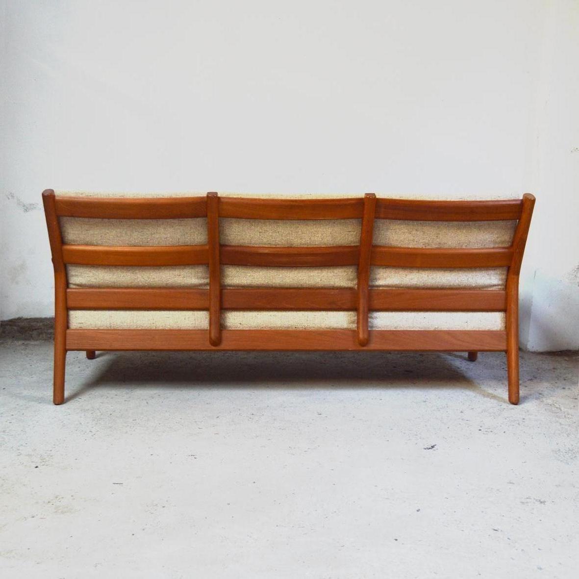 3 sitzer sofa 1960er bei pamono kaufen for Sofa 4 sitzer