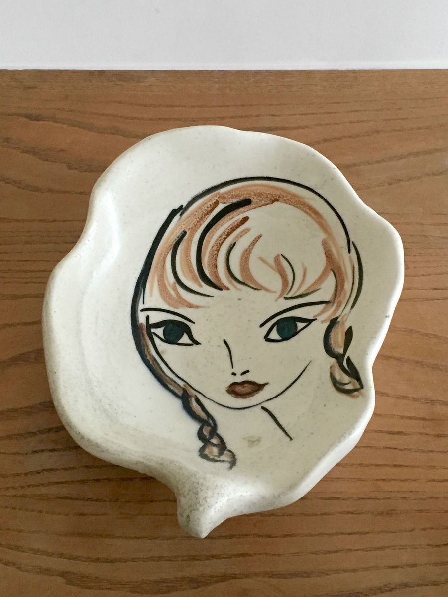 Vallauris ceramic bowl 1950s for sale at pamono - Point p vallauris ...