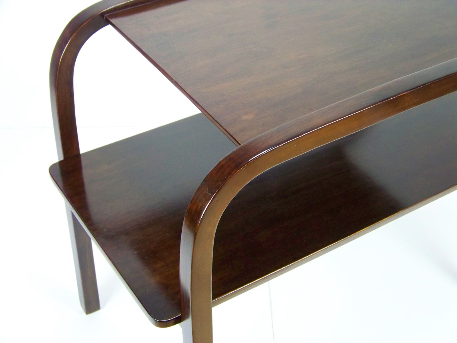 Small bentwood table 1930s for sale at pamono small bentwood table 1930s geotapseo Gallery