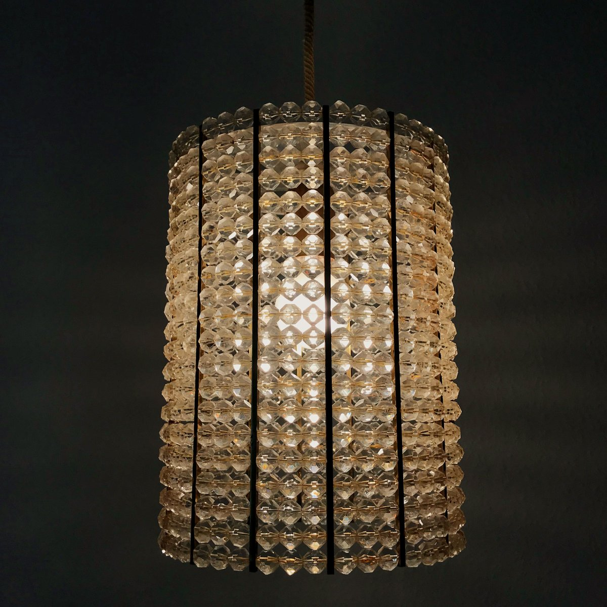 Mid Century Modern Pendant Lamp 1950s For Sale At Pamono