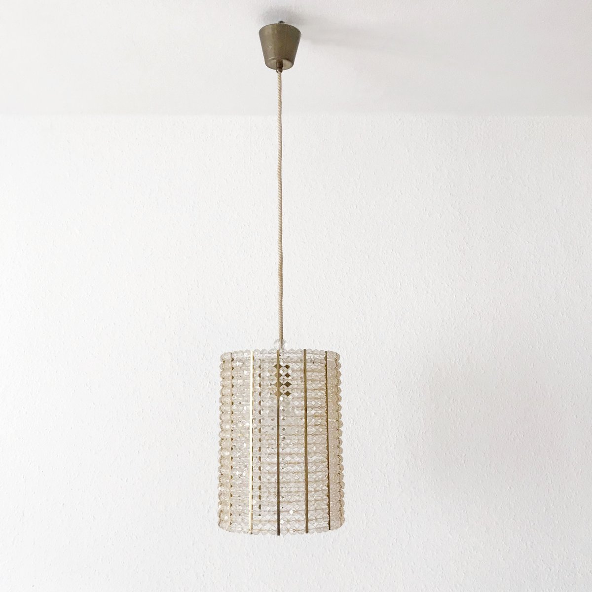 Mid century modern pendant lamp 1950s for sale at pamono for Mid century modern hanging lamp