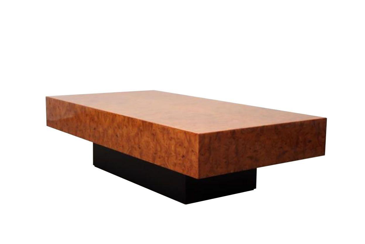 franz sischer wurzelholz couchtisch 1970er bei pamono kaufen. Black Bedroom Furniture Sets. Home Design Ideas