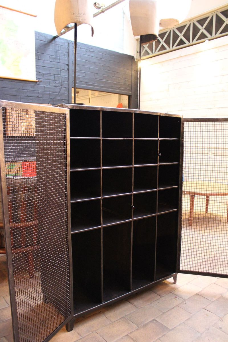Industrial Storage Cabinet, 1930s 4. $2,251.00. Price Per Piece