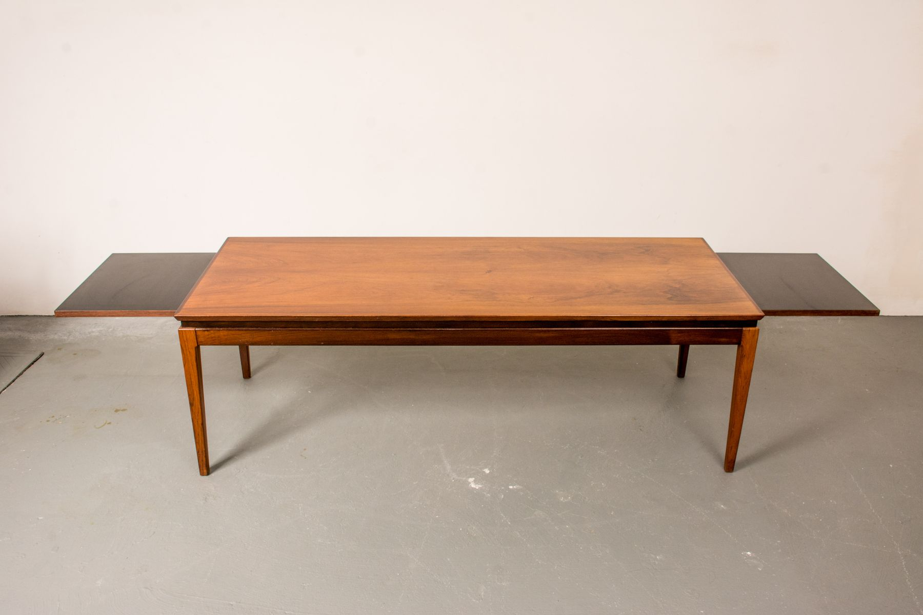 Danish Rosewood Coffee Table 1960s For Sale At Pamono