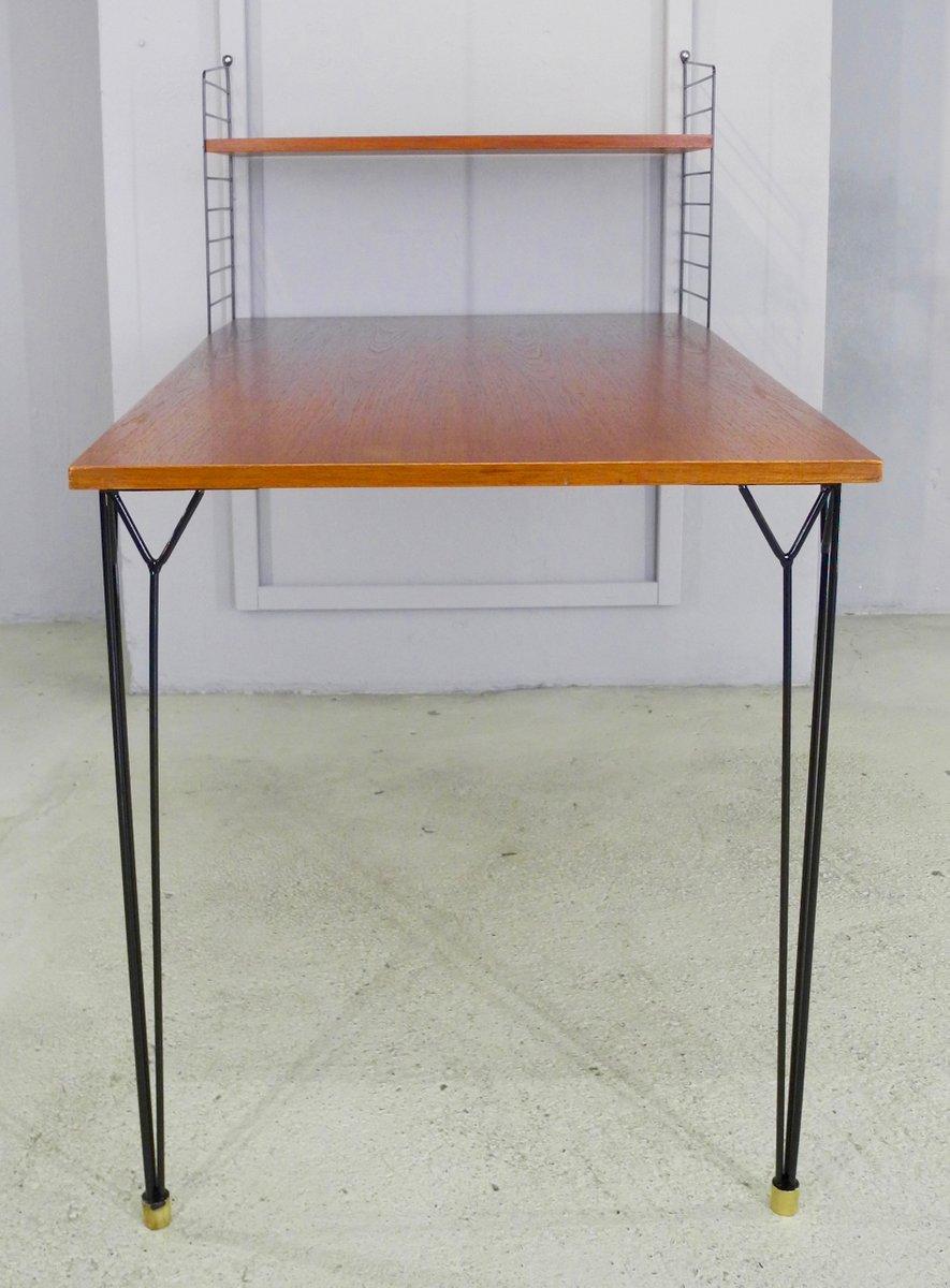 schreibtisch von kajsa nils nisse strinning f r string. Black Bedroom Furniture Sets. Home Design Ideas