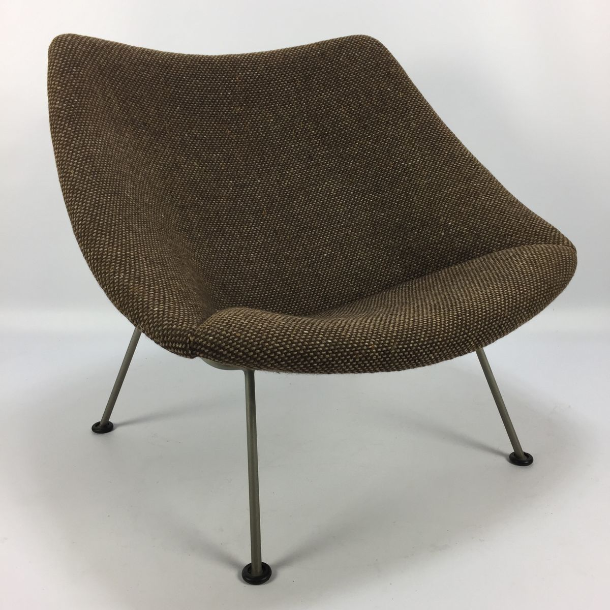 oyster easy chair by pierre paulin for artifort 1960s for sale at pamono. Black Bedroom Furniture Sets. Home Design Ideas