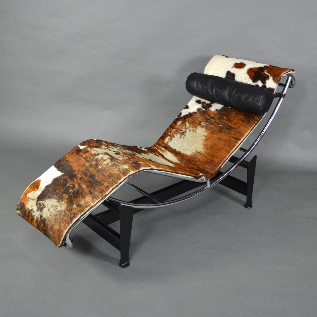 Lc4 chaise lounge by le corbusier for cassina 1960s for for Chaise lounge cassina