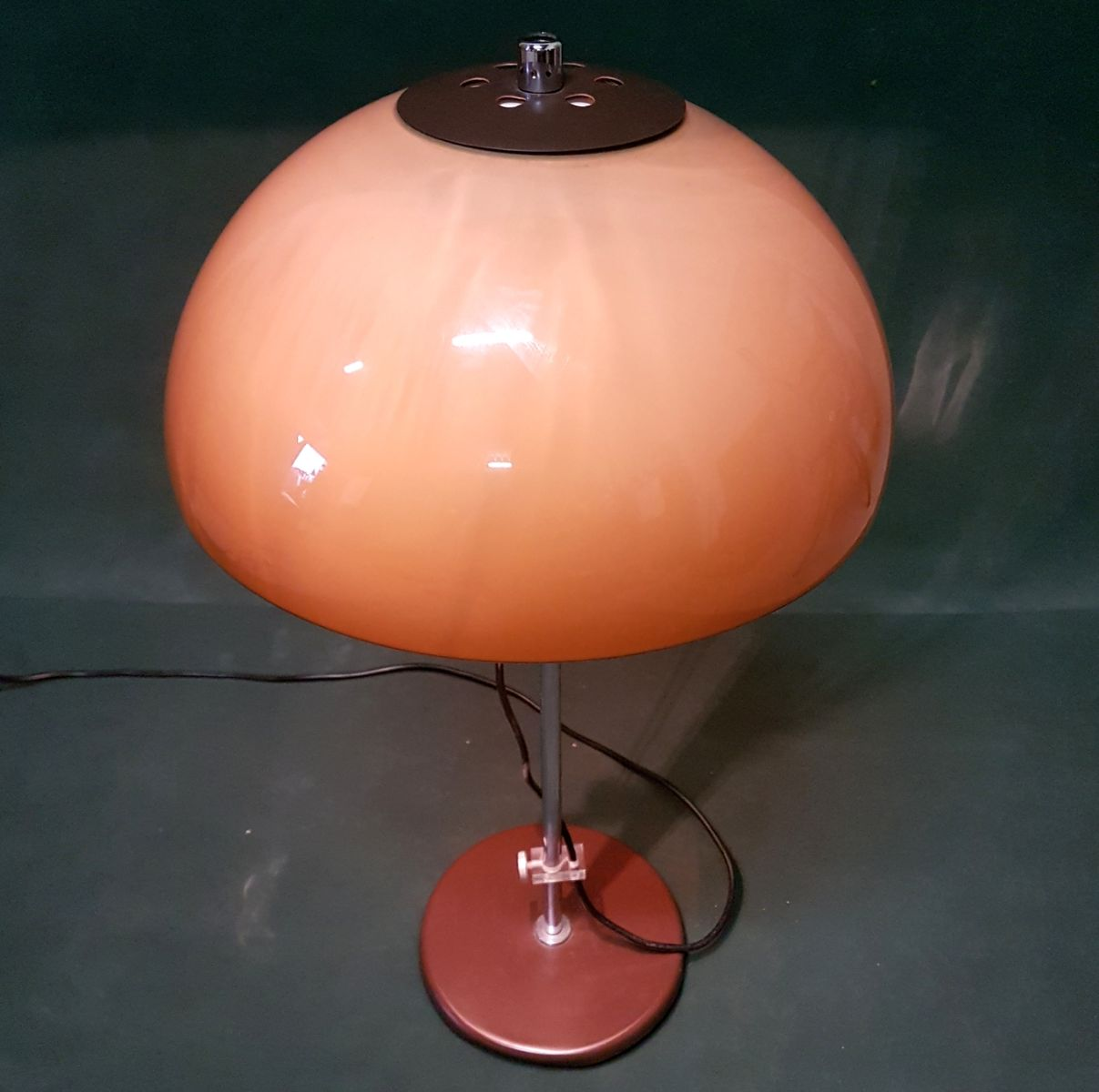 dutch space age table lamp from gepo 1970s for sale at pamono. Black Bedroom Furniture Sets. Home Design Ideas