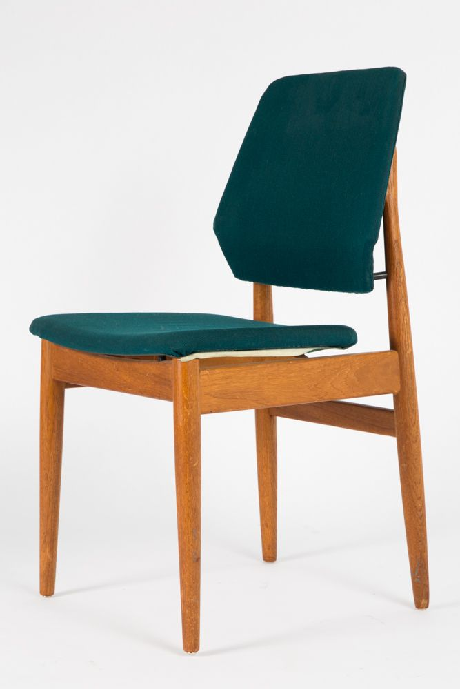 Swedish Dining Room Chairs 1960s Set Of 5 For Sale At Pamono
