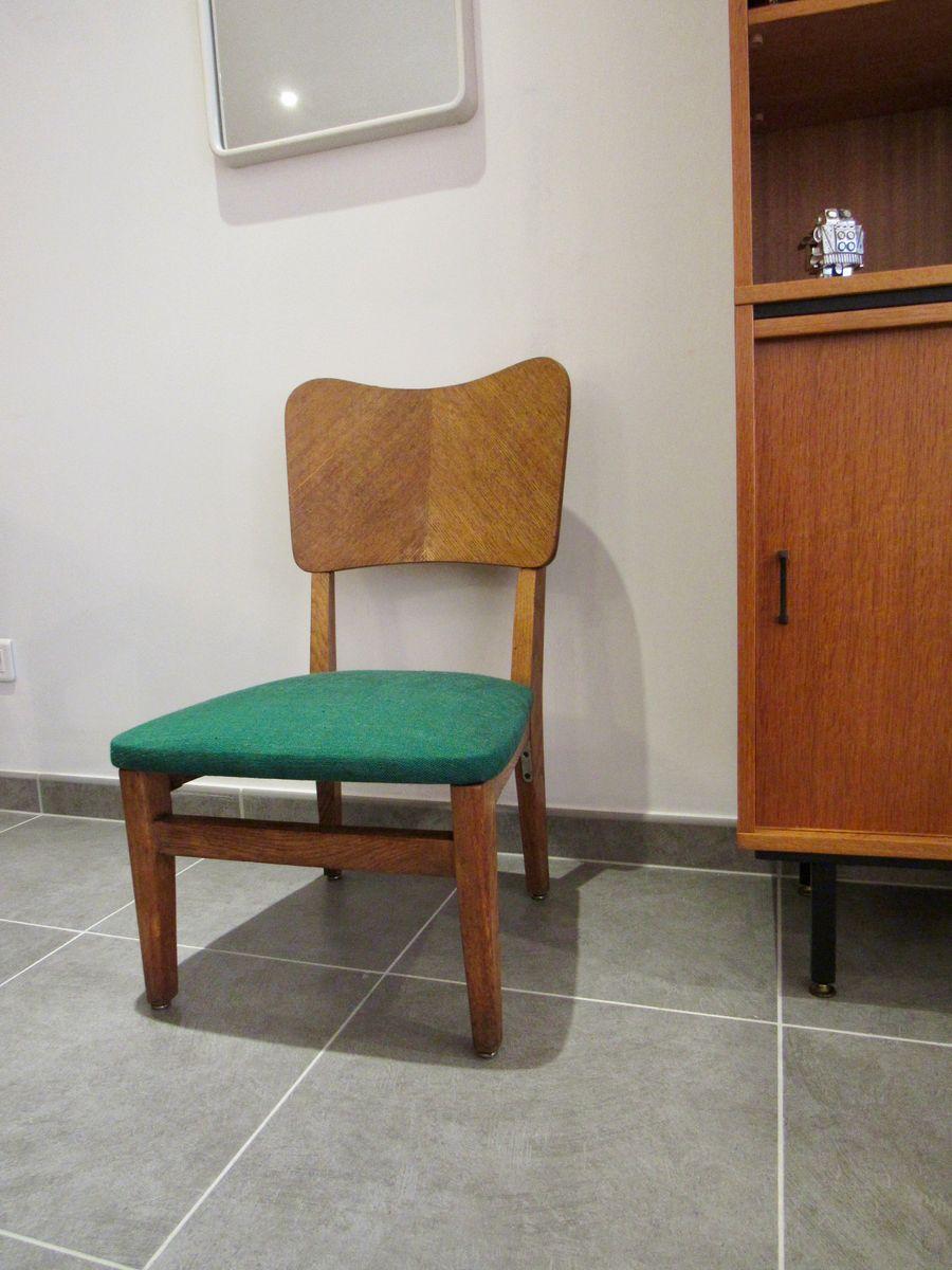 vintage stuhl bei pamono kaufen. Black Bedroom Furniture Sets. Home Design Ideas