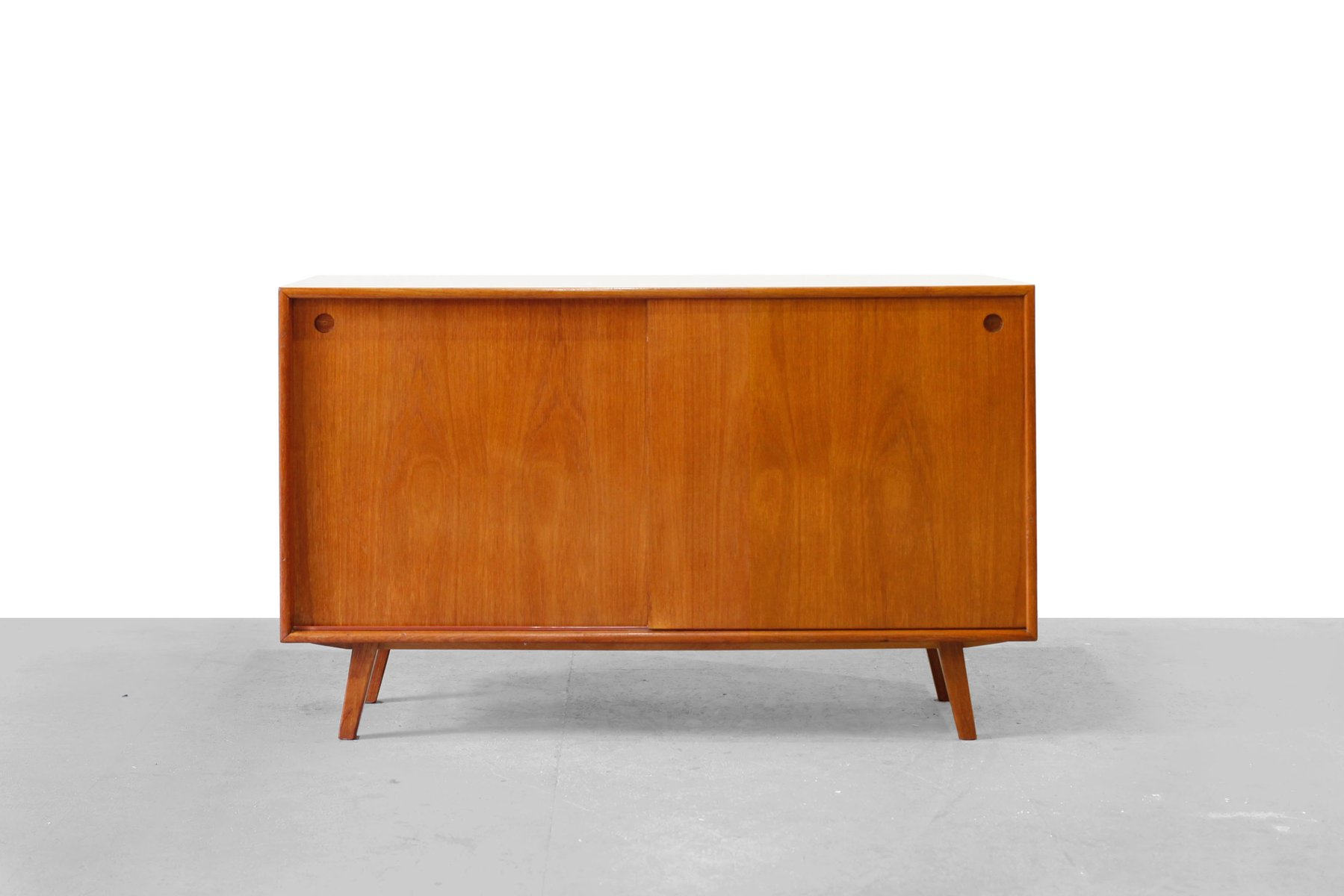 Small mid century sideboard 1950s for sale at pamono for Sideboard 2 m breit