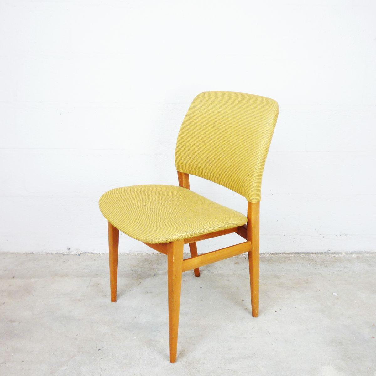 skandinavische mid century st hle 6er set bei pamono kaufen. Black Bedroom Furniture Sets. Home Design Ideas