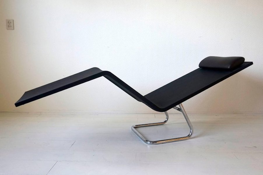 mvs chaise lounge by maarten van severen for vitra 2000