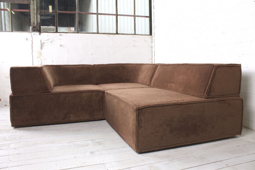 vintage 3 piece modular sofa from cor  1970s for sale at 3 piece modular sofa Modern Modular Sofa Pieces