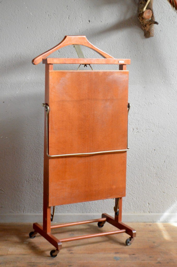 Charming Mid Century Bedroom Valet By Ico Parisi For Fratelli Reguitti