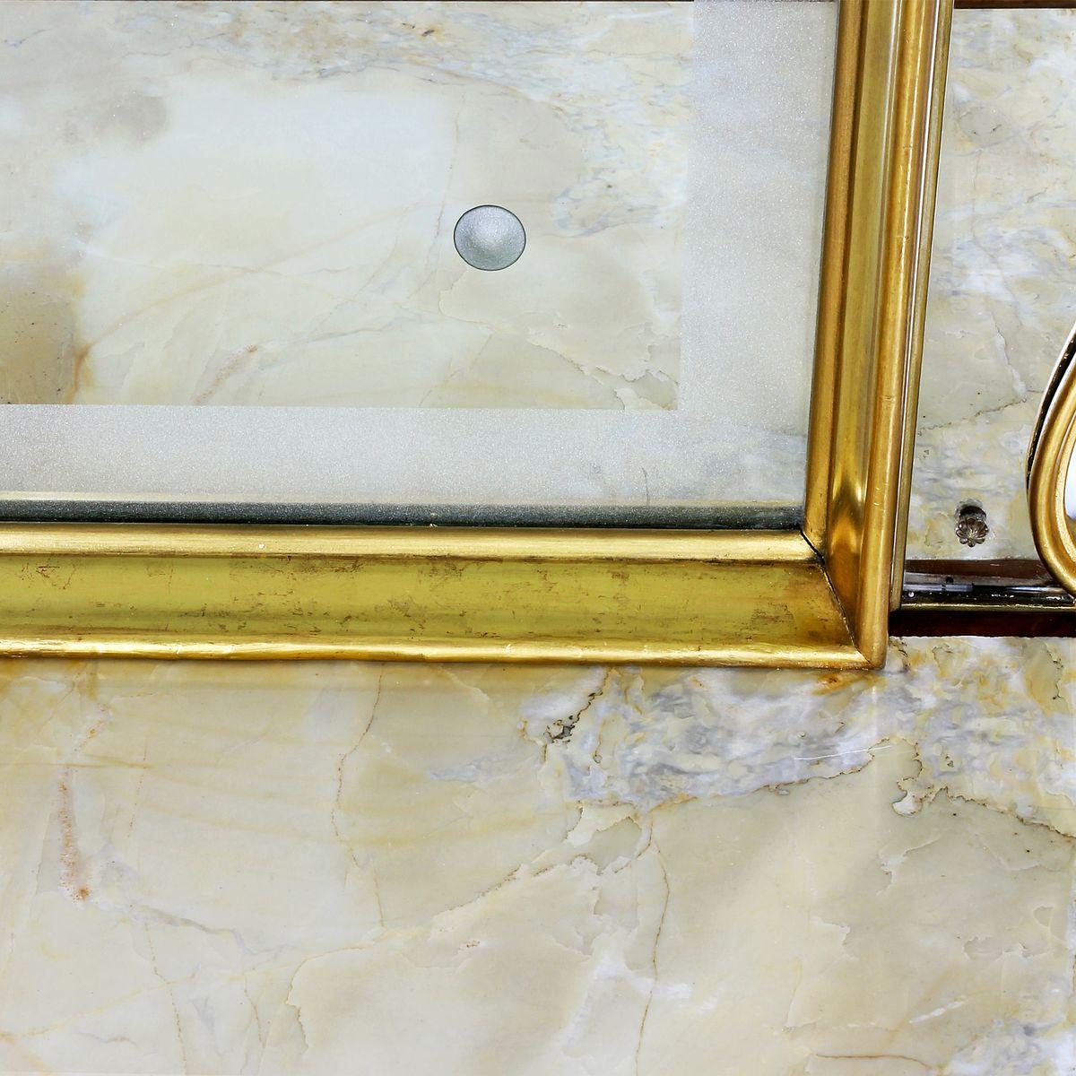 italienische vintage kommode und spiegel 1940er bei pamono kaufen. Black Bedroom Furniture Sets. Home Design Ideas