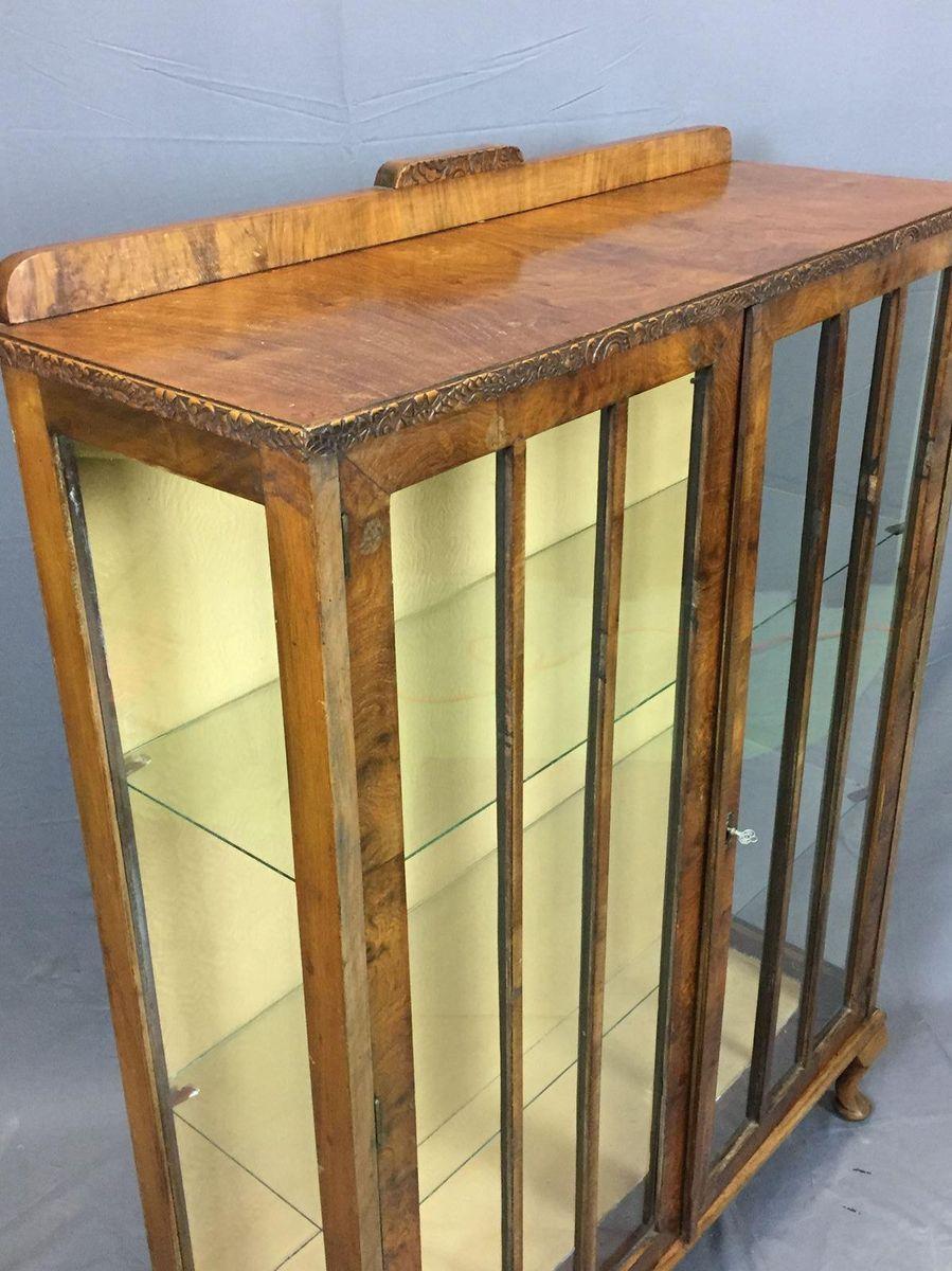 vintage art deco cabinet 1930s for sale at pamono. Black Bedroom Furniture Sets. Home Design Ideas