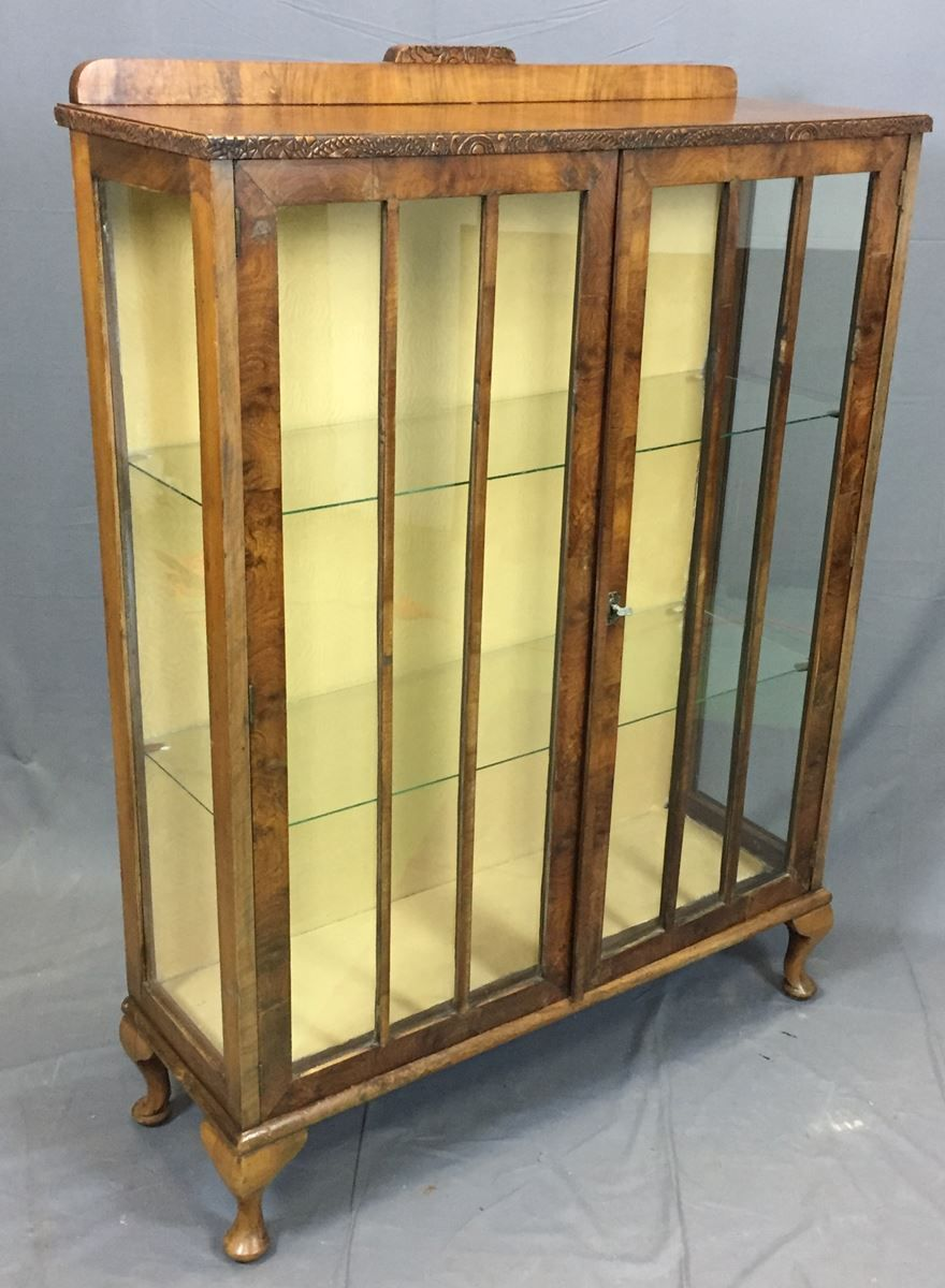 Vintage art deco cabinet 1930s for sale at pamono for 1930s kitchen cabinets for sale
