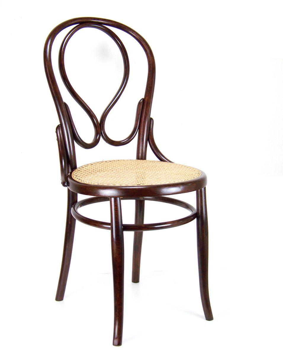 wiener modell 20 stuhl von michael thonet f r d g fischel 1900er bei pamono kaufen. Black Bedroom Furniture Sets. Home Design Ideas