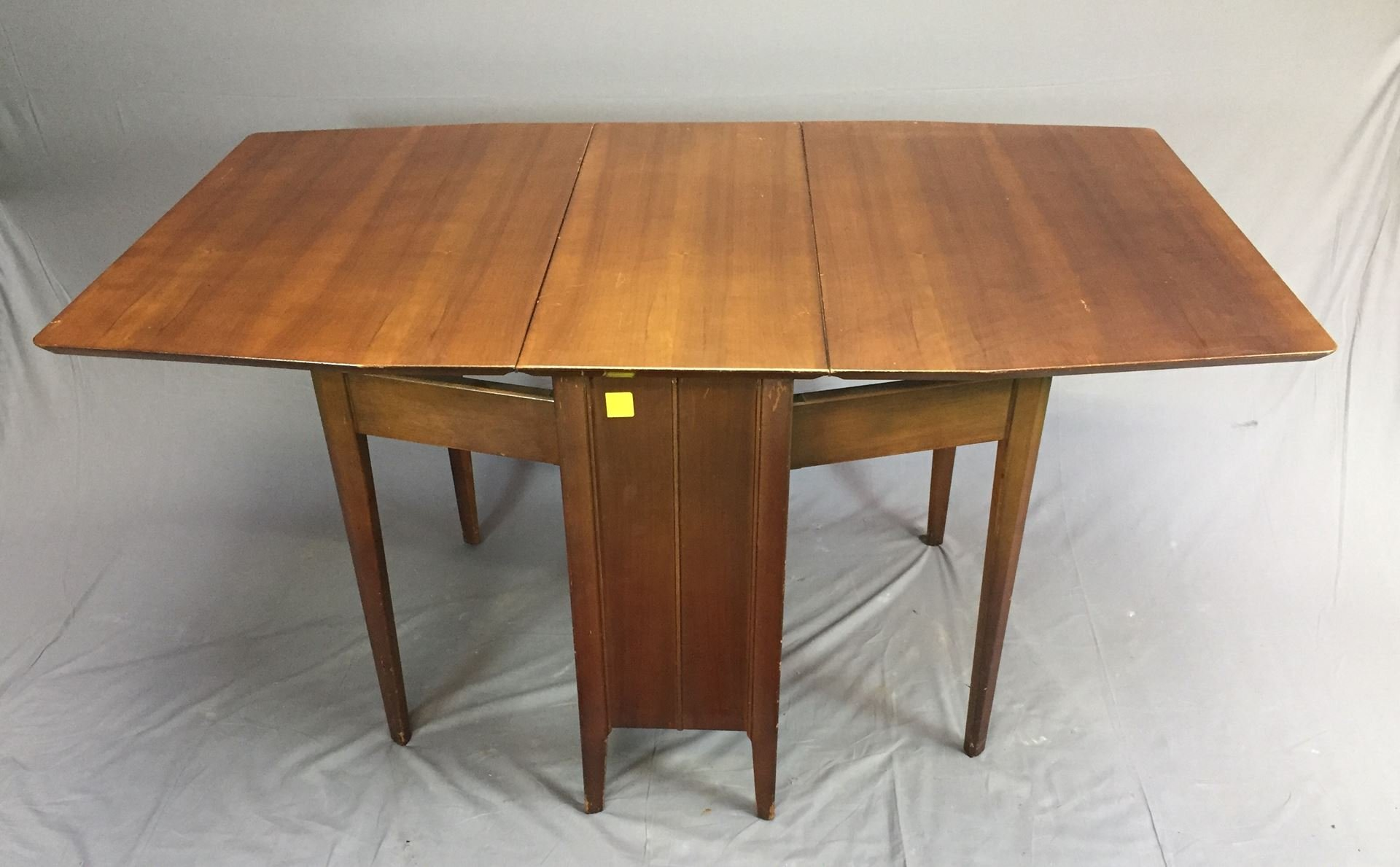 Gateleg Table In Walnut, 1970s