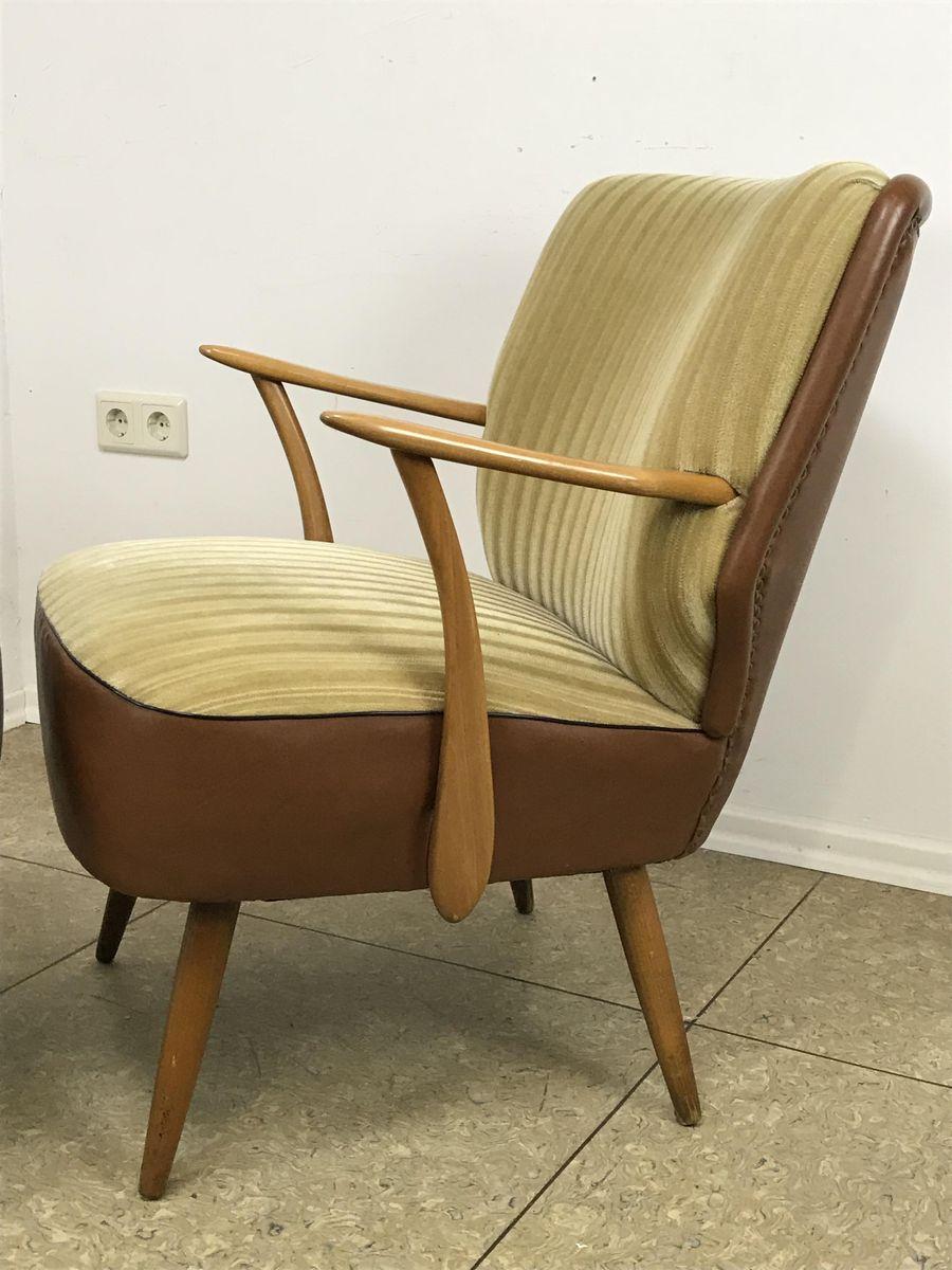 mid century cocktail sessel 2er set bei pamono kaufen. Black Bedroom Furniture Sets. Home Design Ideas