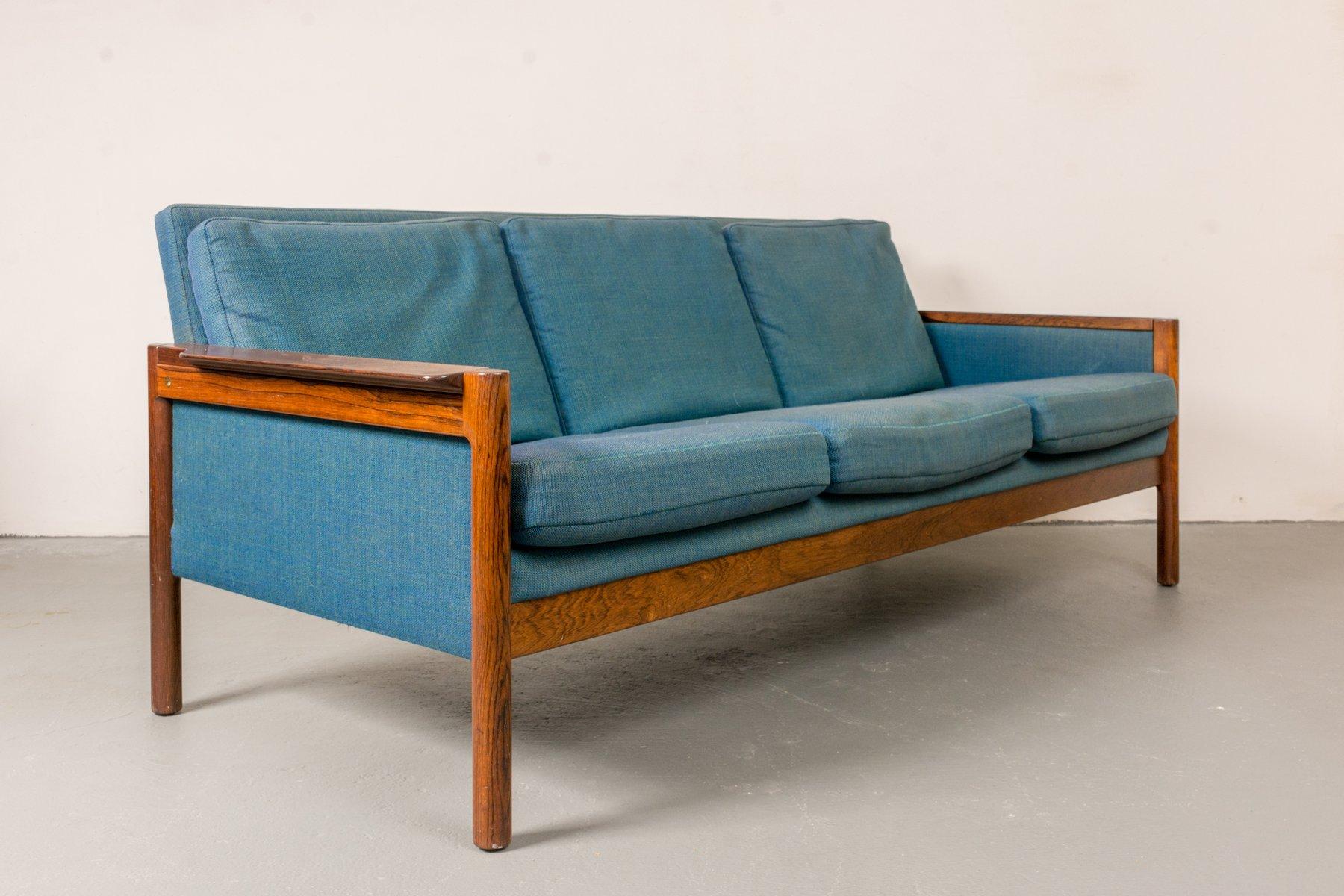 Danish Rosewood Sofa 1960s For Sale At Pamono